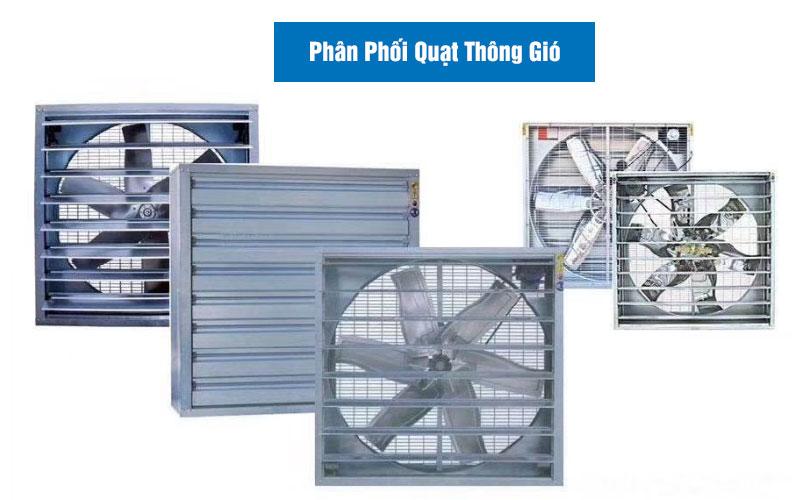 Tư vấn lựa chọn hệ thống thông gió nhà xưởng phù hợp nhất