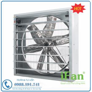 Quạt Hút Vuông Gắn Tường IFan 900x900