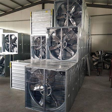 Quạt Thông Gió Vuông SHRV 500x500