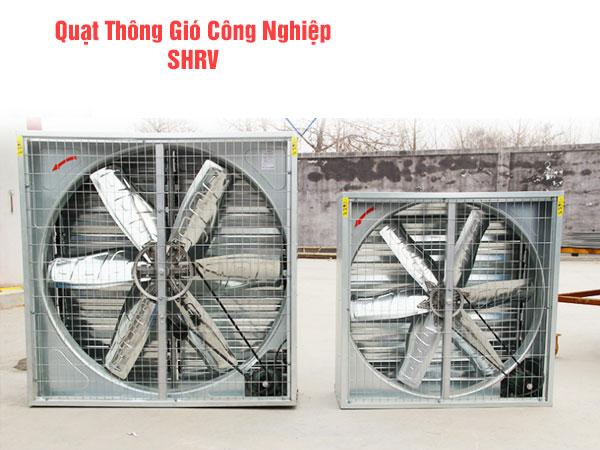 Quạt thông gió công nghiệp SHRV chính hãng