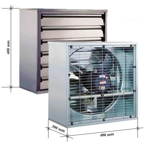 Quạt thông gió kích thước 400x400