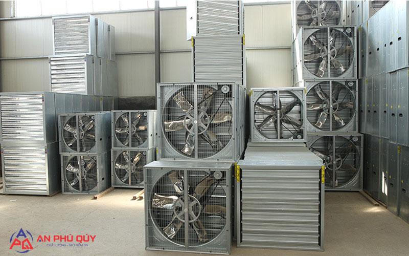 Bật mí 3 công dụng tuyệt vời của quạt công nghiệp thông gió