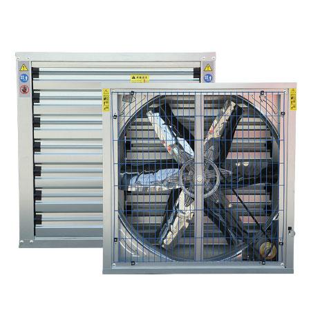 Quạt thông gió vuông 1380 motor gián tiếp