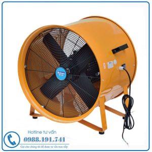 Quạt Thông Gió Xách Tay Deton DVT-50