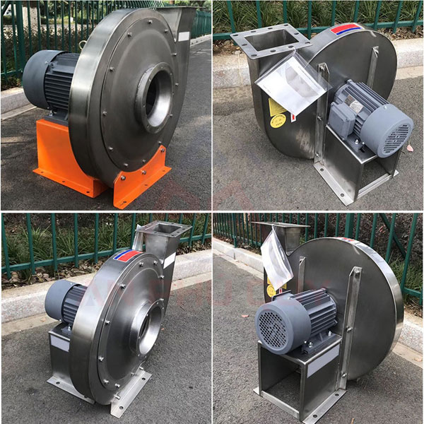 Sản xuất cung cấp quạt ly tâm cao áp chất lượng