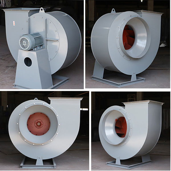Sản xuất quạt ly tâm trung áp giá rẻ tại xưởng